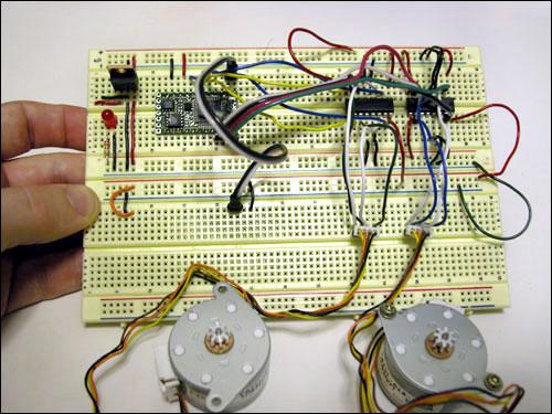 bipolar stepper motor wiring bipolar image wiring jason babcock bipolar stepper motor on bipolar stepper motor wiring