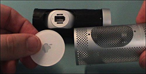 jason babcock + hacking an apple i-sight firewire camera